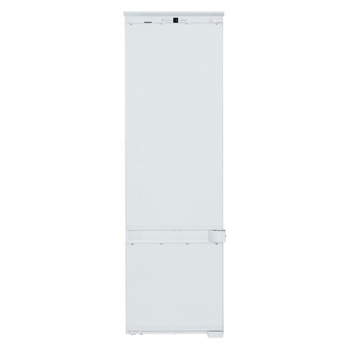 r frig rateur combin encastrable rci5451 blanc liebherr la redoute. Black Bedroom Furniture Sets. Home Design Ideas