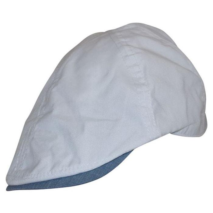 Casquette Visiere Ciel Blanc Chapeau Tendance La Redoute