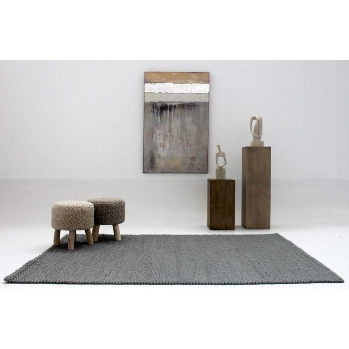 tapis gris clair en laine pour salon auckland vivabita image 0 - Tapis Gris Clair Salon