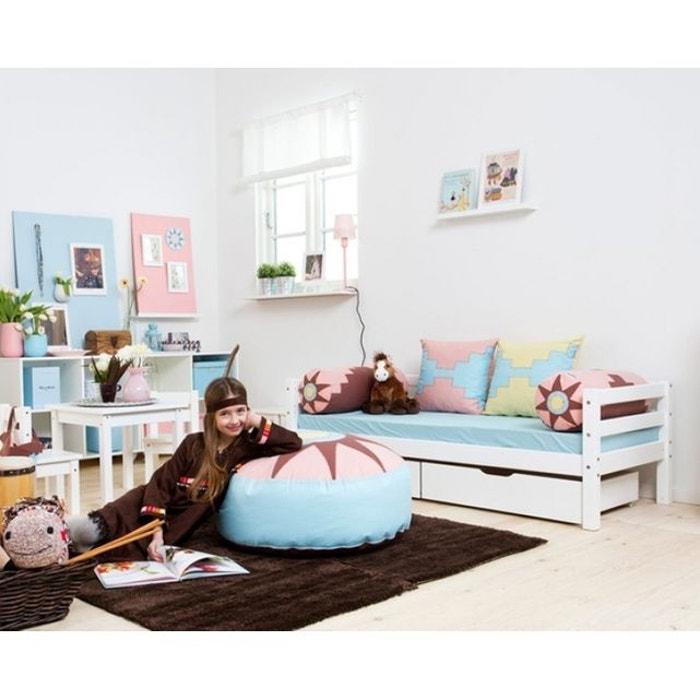 lit enfant basic 90x200 nordic factory la redoute. Black Bedroom Furniture Sets. Home Design Ideas