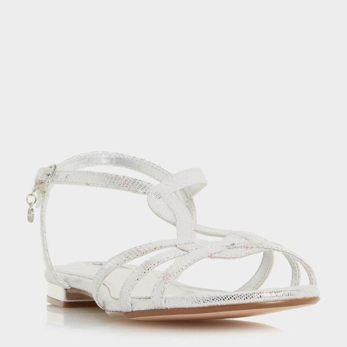Sandales à brides plates - minna Dune London