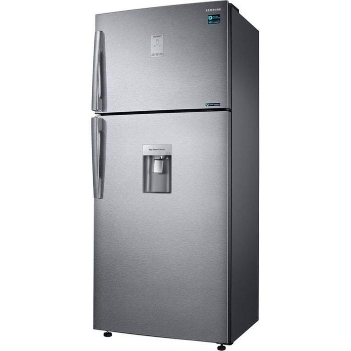 Frigo congelateur inox cbnesgd with frigo congelateur for Frigo ventile ou brasse