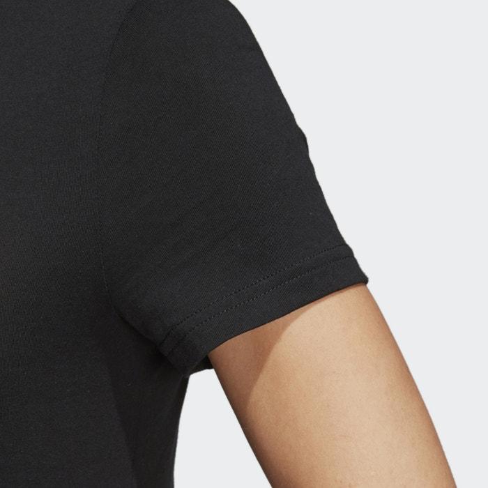 corta PERFORMANCE cuello ADIDAS de Camiseta manga redondo w8FPgqI