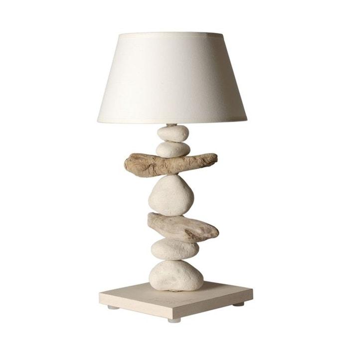 lampe de chevet esprit de lagon coc art la redoute. Black Bedroom Furniture Sets. Home Design Ideas