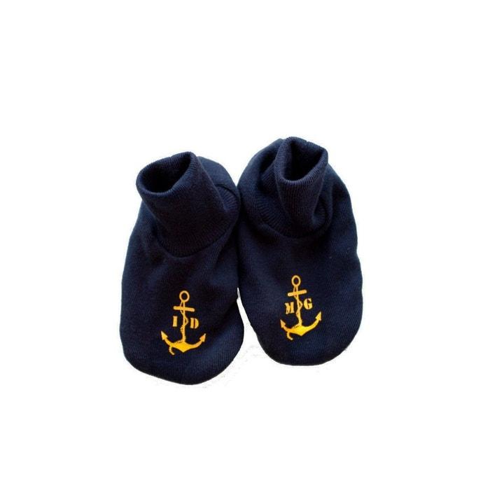 aed59bebbe56f Chaussures bébé fille 0-3 ans Interdit de me gronder
