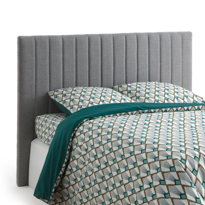 T te de lit asting gris clair la redoute interieurs la for Chambre complete adulte payer en plusieurs fois