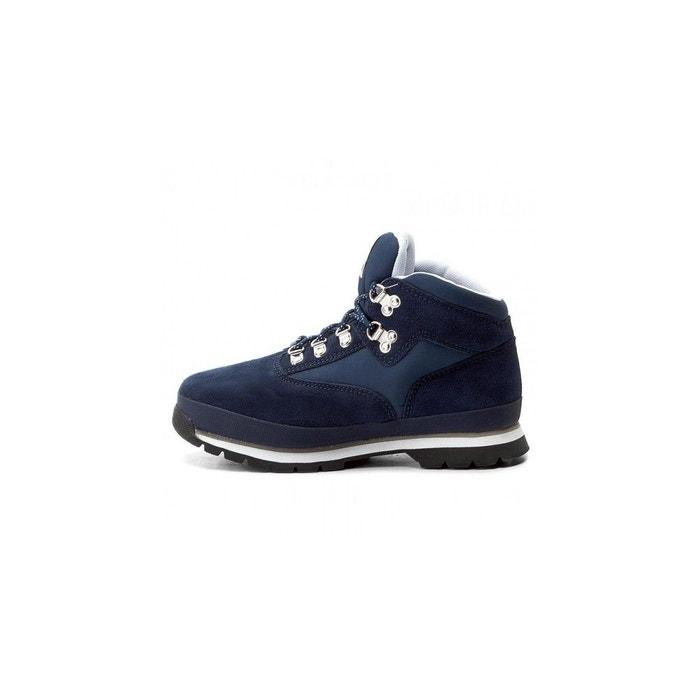 timberland junior bleu