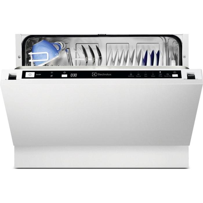 Lave vaisselle encastrable esl2400ro full blanc electrolux la redoute - La redoute vaisselle ...