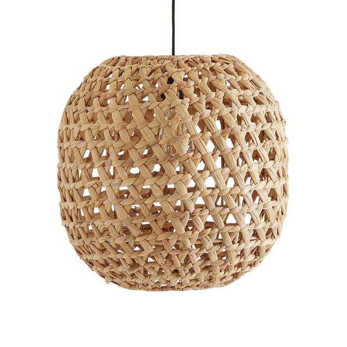 suspension boule solipodo naturel la redoute interieurs la redoute. Black Bedroom Furniture Sets. Home Design Ideas