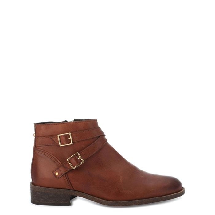 Image Boots cuir COSMOPARIS
