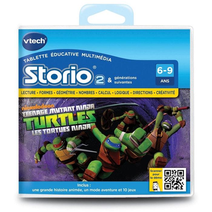 Les Tortues Ninja - Jeu Storio - VT231305 VTECH