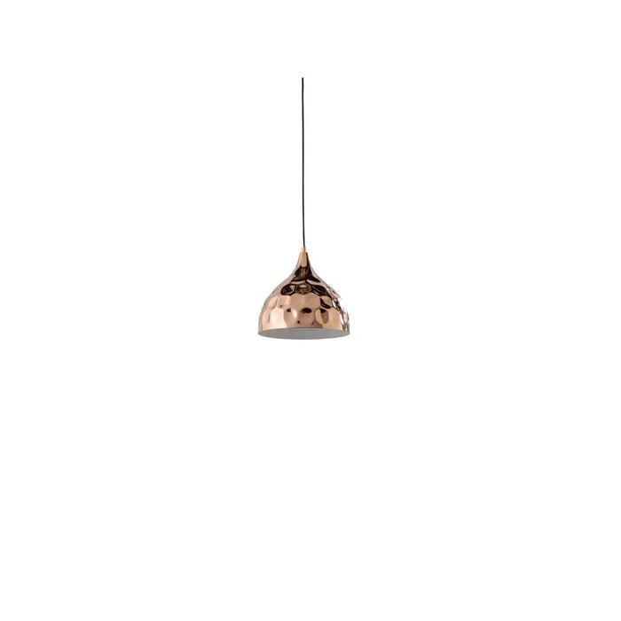 luminaire suspension cuivre herdasa la redoute. Black Bedroom Furniture Sets. Home Design Ideas