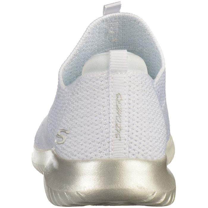 Sneaker blanc Skechers
