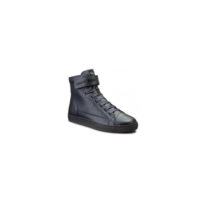 Basket armani jeans noir Armani Jeans