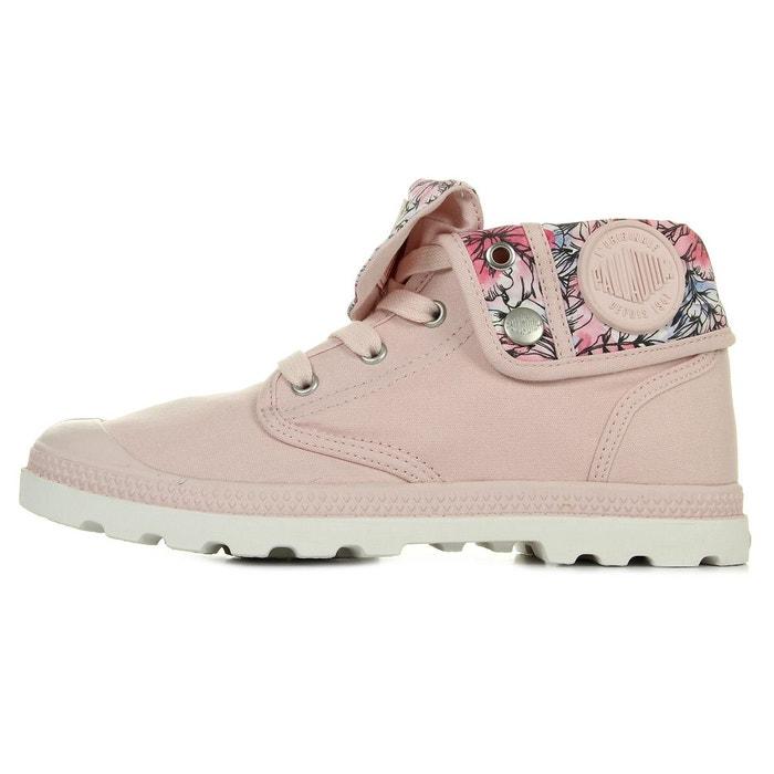 ... Chaussures baggy low rose water/marshmallow w rose Palladium ...