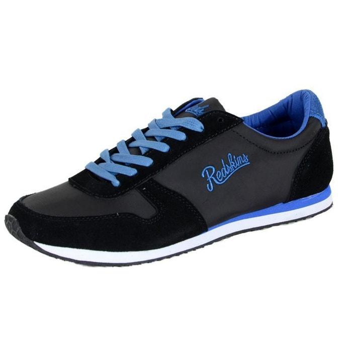 Basket disco noir / bleu  noir Redskins  La Redoute
