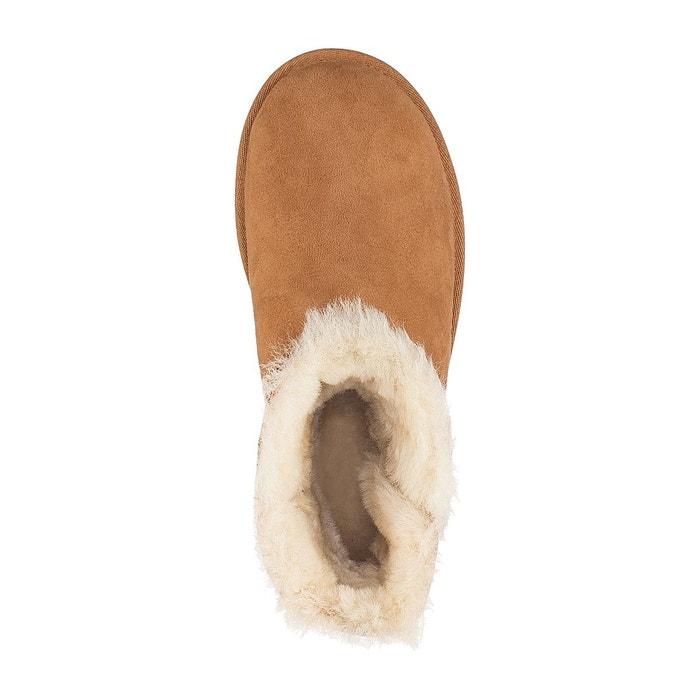 Boots fourrées mini bailey button ii Ugg