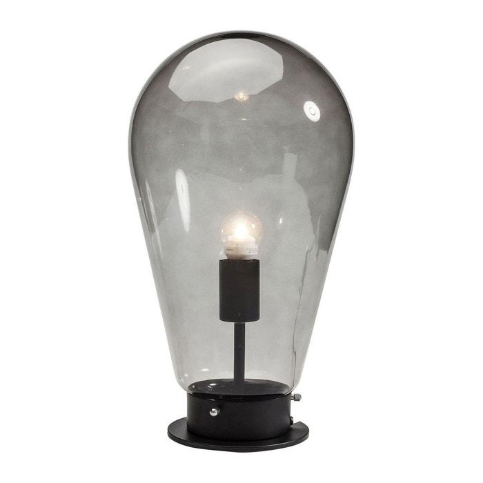 lampe de table bulb noir kare design noir kare design la. Black Bedroom Furniture Sets. Home Design Ideas