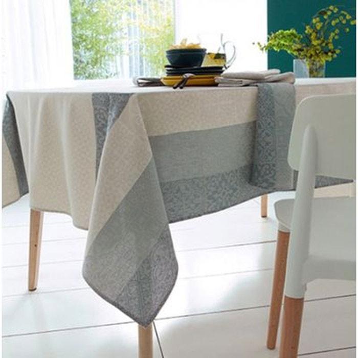 nappe rectangulaire enduite mosa que home maison la redoute. Black Bedroom Furniture Sets. Home Design Ideas