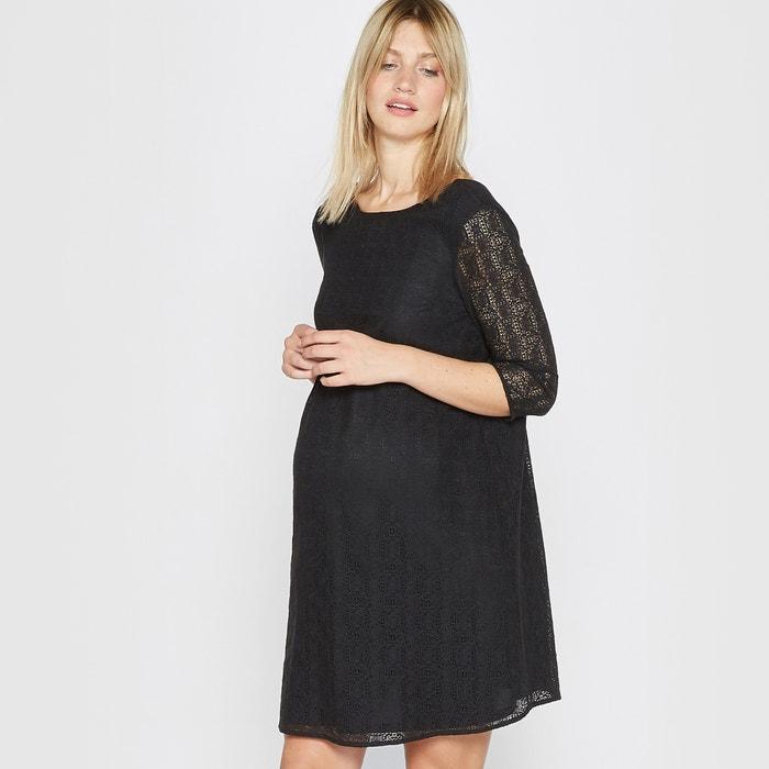 Imagen de Vestido de embarazo de encaje R essentiel