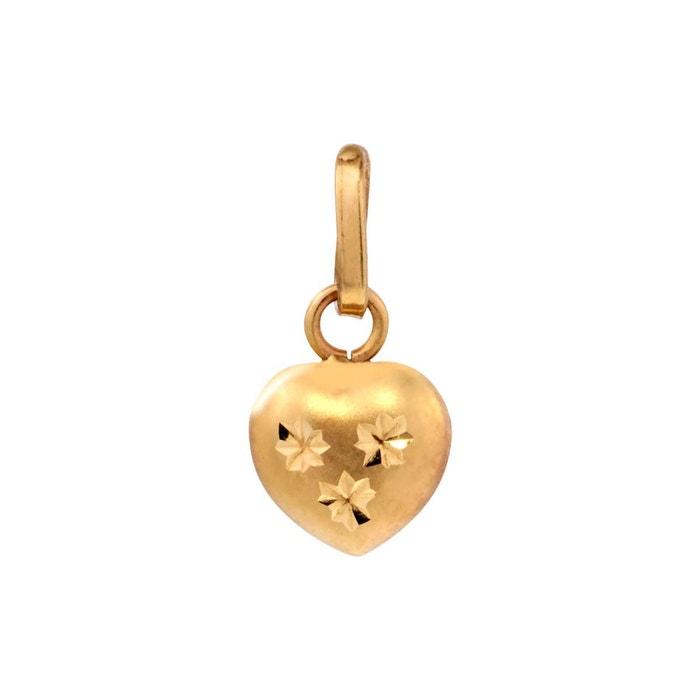 Pendentif or 375/1000 dore Cleor | La Redoute Sortie 100% Authentique OwRwUFt0oJ