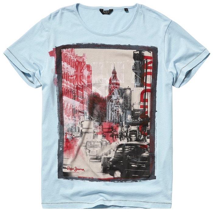 Tee-shirt Madox à motif imprimé