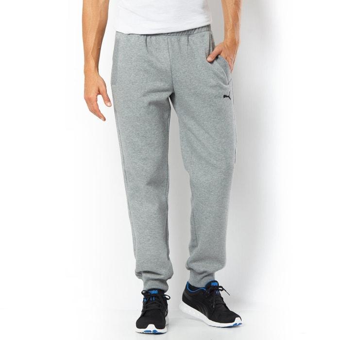 Joggers with elasticated waist mid grey Puma  261697681e9