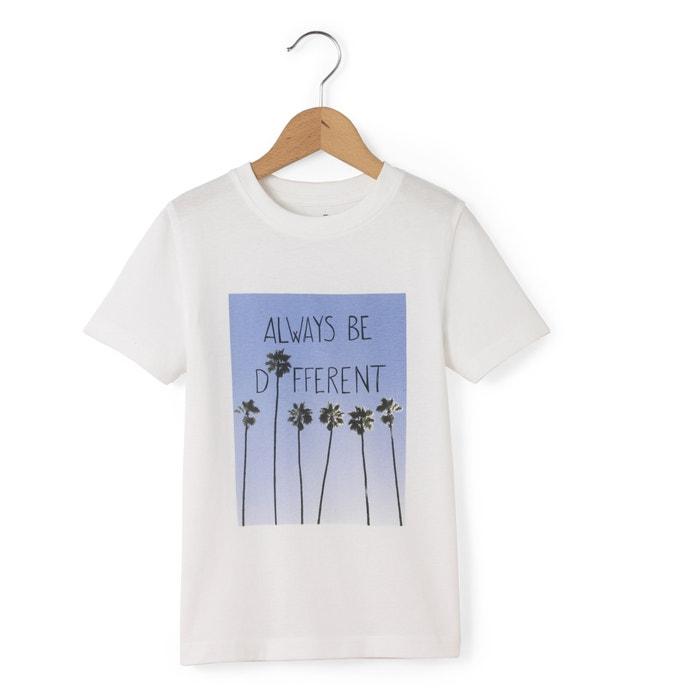 afbeelding Bedrukt T-shirt La Redoute Collections