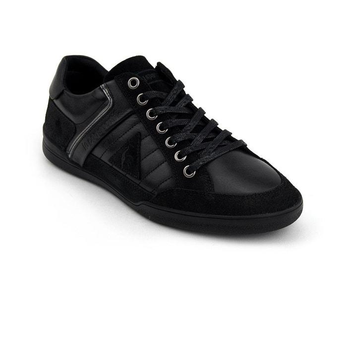 ... Chaussures Alsace Low Lea Black LE COQ SPORTIF (2) ...