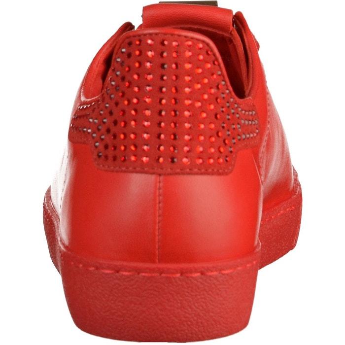 Sneaker rouge Hogl