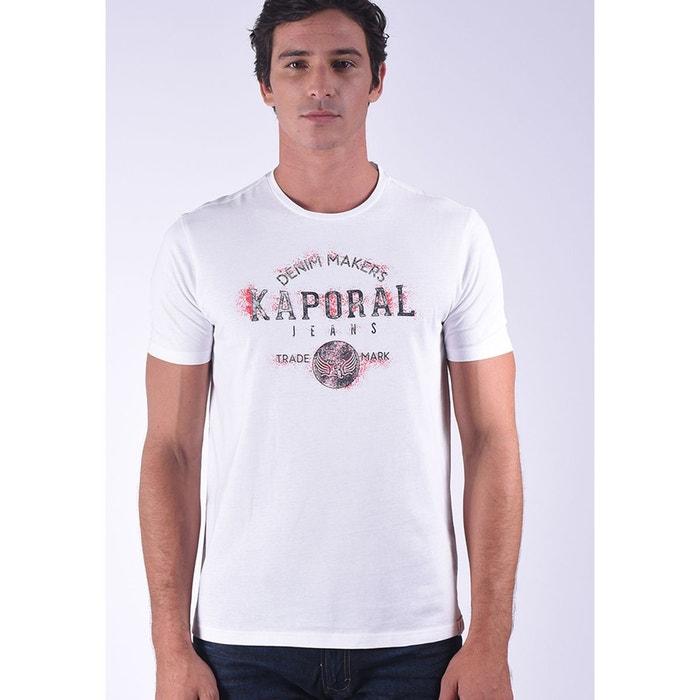 f531c313766c5 Tee-shirt imprimé 100% coton fablo Kaporal