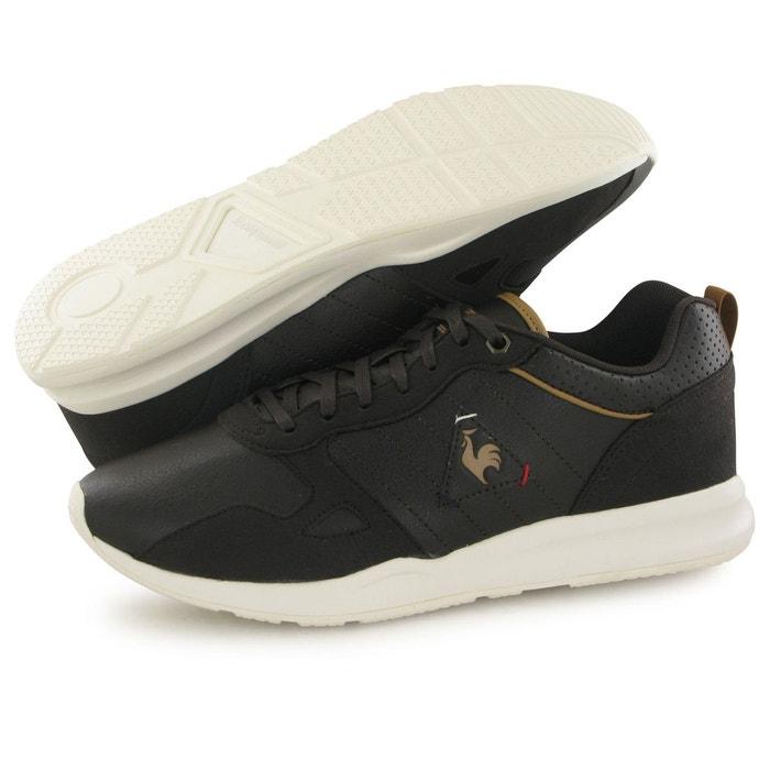 R600 leather marron Le Coq Sportif
