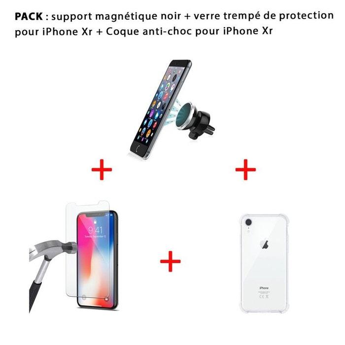 vitre iphone xr coque