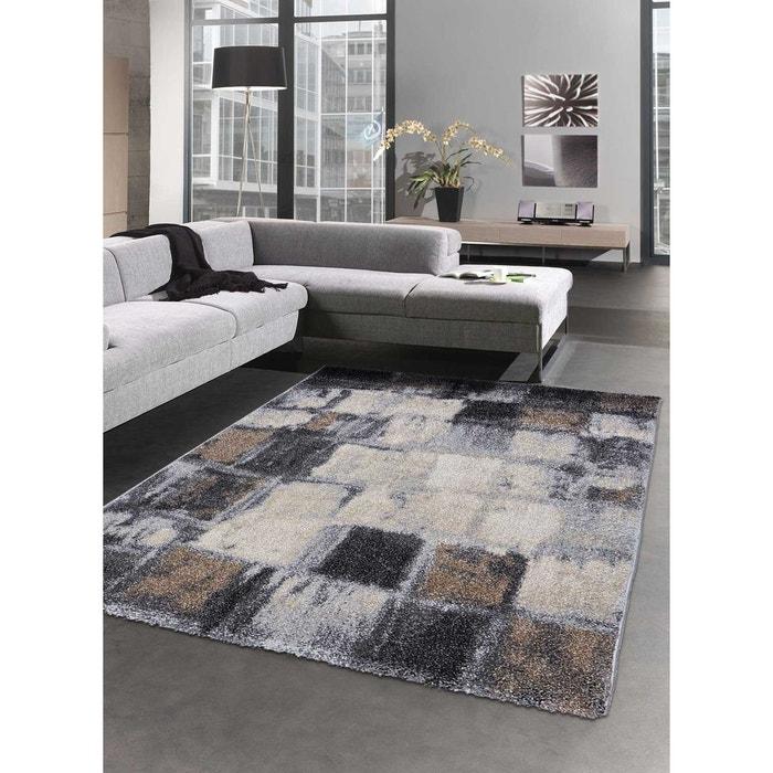 tapis elegant 04 tapis moderne par unamourdetapis gris un. Black Bedroom Furniture Sets. Home Design Ideas