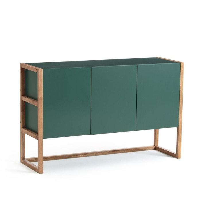 Buffet 3 portes compo vert La Redoute Interieurs  La Redoute -> Voir Meuble Chez Vima