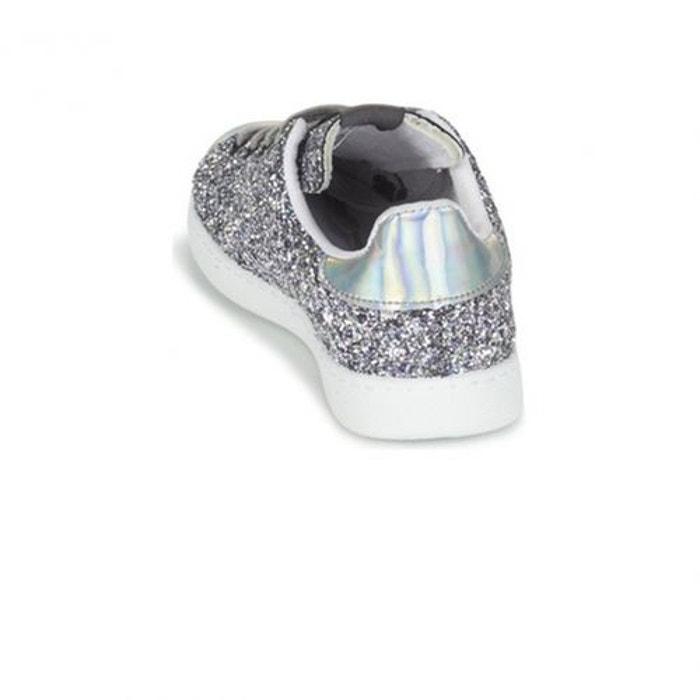 VICTORIA Chaussures Deportivo Basket Glitter Plata | La Redoute