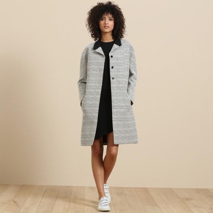 afbeelding Oversized jas CARVEN