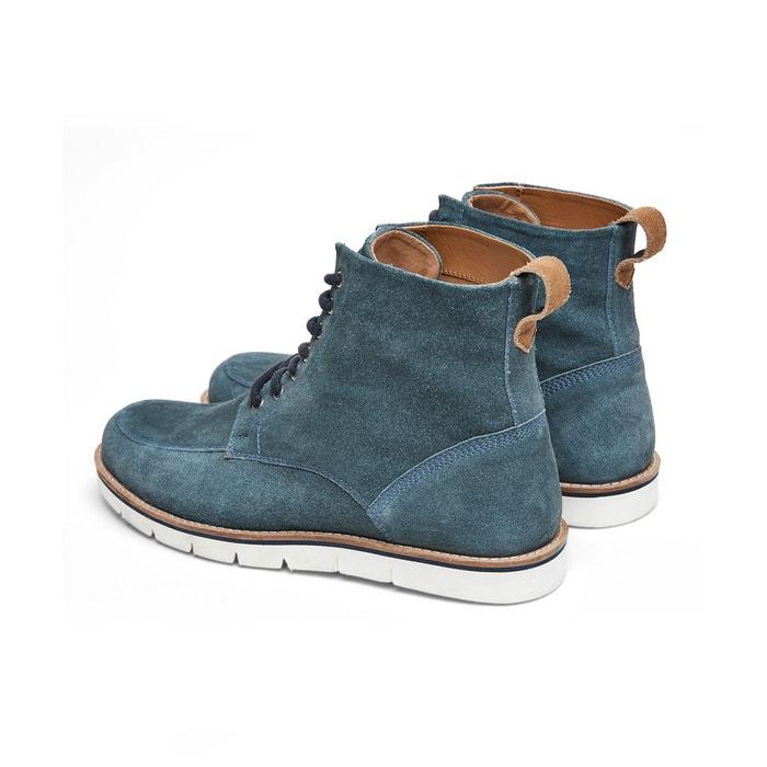 Bottines en daim à lacets joe browns homme bleu Joe Browns ... 6f12f5bc2e7d