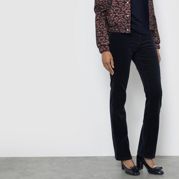 Image Pantalon velours bootcut La Redoute Collections