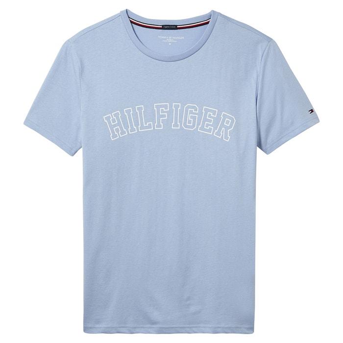 TOMMY Camiseta algod manga 243;n de 100 corta HILFIGER 77z5xrP