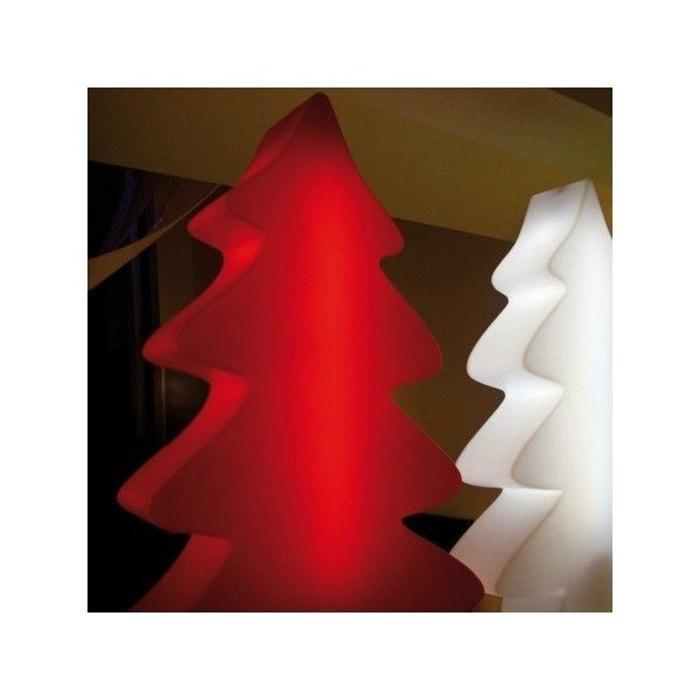 arbre lumineux rouge 115 cm int rieur et ext rieur couleur unique fleur d 39 ami la redoute. Black Bedroom Furniture Sets. Home Design Ideas