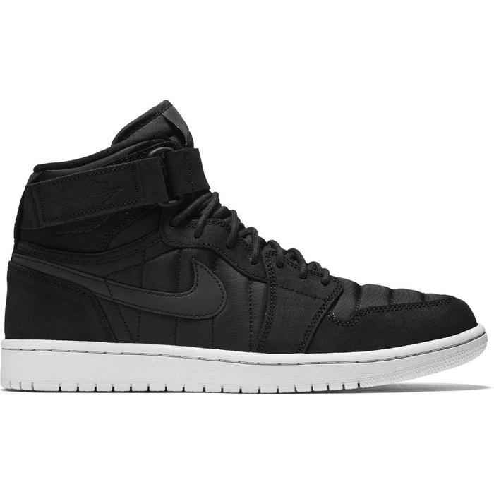 1 high strap - 342132  noir Jordan  La Redoute