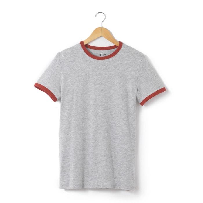 Imagen de Camiseta con estampado en la espalda 10-16 años La Redoute Collections