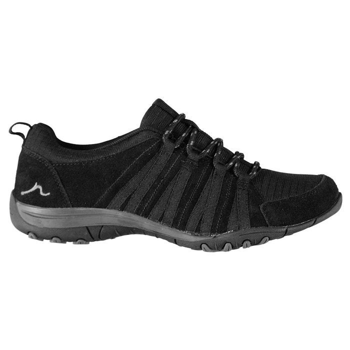 Chaussures décontractées noir Kangol
