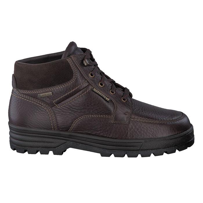 Mephisto Chaussures montantes Jim GT Marron R22uNFg