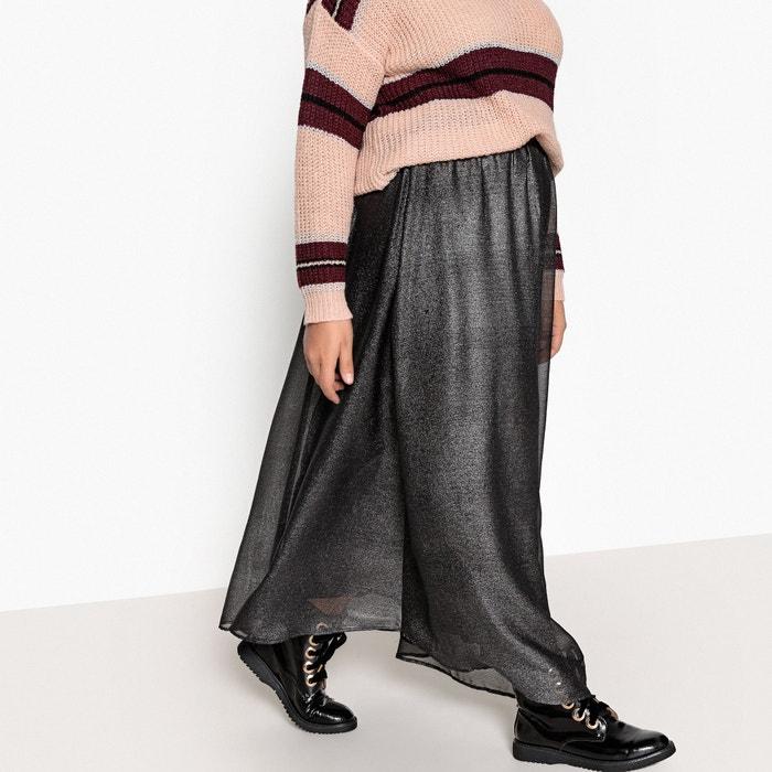 Falda plisada con largo midi, 3/4  CASTALUNA image 0