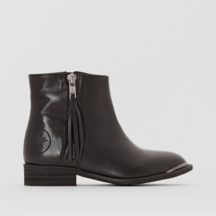afbeelding Boots met franjes AMELIA YEP