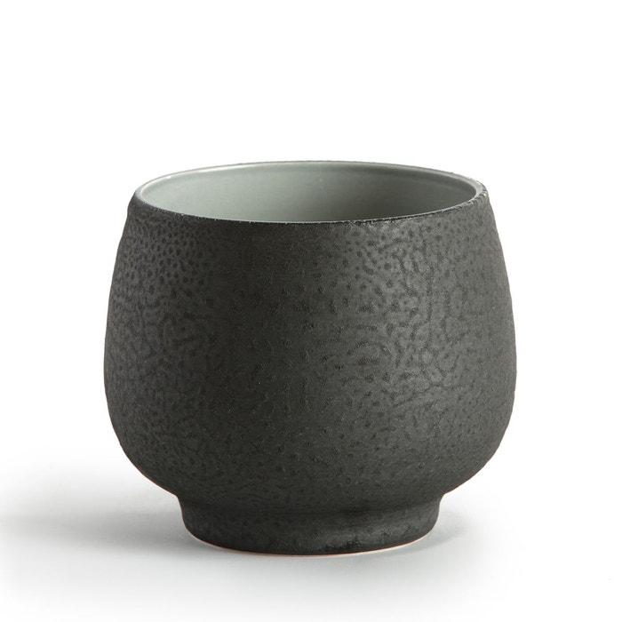 cache pot 17 cm blompot noir am pm la redoute. Black Bedroom Furniture Sets. Home Design Ideas