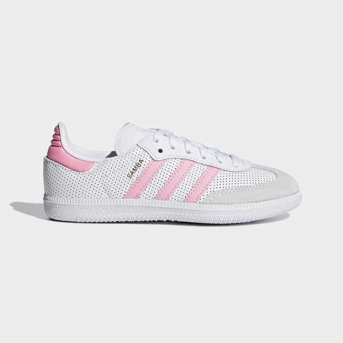 196ae5bcb99a5 Chaussure samba og blanc Adidas Originals