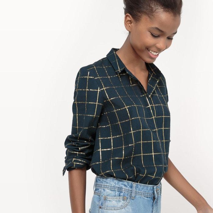 Chemise à carreaux R Edition